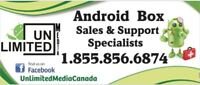 Android Box Update & Repair Services
