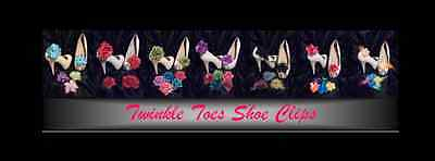 Twinkle Toes Shoe Clips