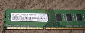 3 Matching Sticks Of 4GB (12 GB Total) Unifosa Desktop RAM - $50