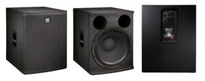 Electro-Voice (ELX118P) 18'' Live X Powered Subwoofer $549.99