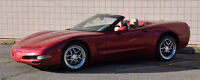 REDUCED 2001 Corvette Convertible MUST SELL