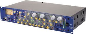 DESIGNED BY NEVE - FOCUSRITE ISA430MK2 - MIC PREAMP PROCESSOR