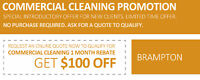 Brampton Janitorial Commercial Cleaning Services