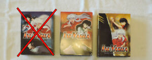 Coffret DVD saison 2 et 3 Inuyasha anime