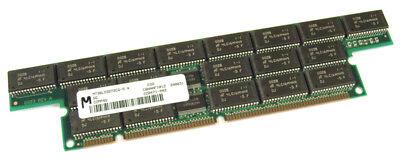 - Micron 256MB 168-Pin EDO ECC Buffered 50ns MT36LD327CG-5 Memory Module 228471-00