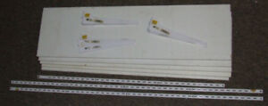 White Shelving Project #4 - $50.00