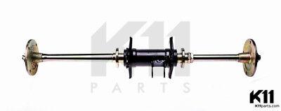Wheel Rear Axle Set Hinten 200cc 150 250 4T Quad Bike ATV Hinterachse Kpl 810mm gebraucht kaufen  Versand nach Germany