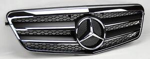 Mercedes benz e class grill ebay for Mercedes benz custom grills