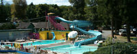 ALL DAY WATER SLIDE/ MINI GOLF PASS LUNCH INCLUDED!!!