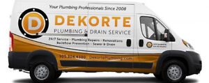 Professional Plumbing Services - a Plumber you can Trust!