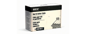 Wrap-On Waterline 200 Ft. Roof & Gutter Deicing Cable 8 total