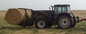 Valtra T160  FEL Tractor