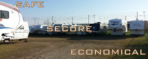 BOAT AND RV STORAGE SECURE & SAFE ***$30/MONTH*** London Ontario image 2