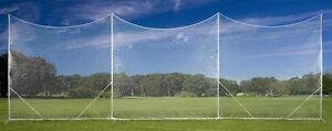 Champion Sports Backstop Net LBS1030 Lacrosse Net NEW