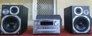 PANASONIC MICRO HIFI STEREO SYSTEM/USB MP3/CD/HIGH END SYSTEM Dandenong North Greater Dandenong Preview