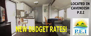NEW BARGAIN RATES Trailer,RV Rentals,Cavendish, PEI