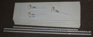 White Shelving Project #4 - $40.00