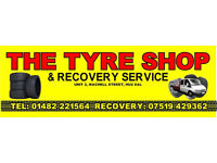 New Tyres 205/55/R16 in stock