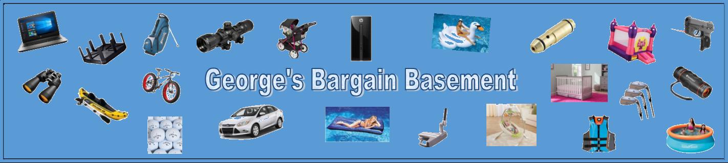 George's Bargain Basement