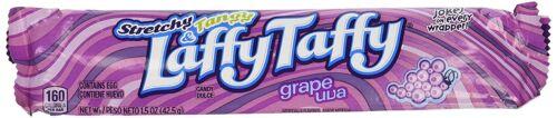 Laffy Taffy Grape 1.5oz Bars 24 Count  FREE SHIPPING