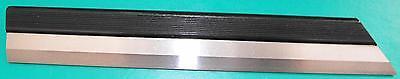 Inox DIN874/00 Precision Bevel Edge Straight Edge 200mm
