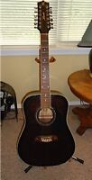 Lado Hawk 12 string guitar