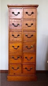 12 drawer chest Gladesville Ryde Area Preview