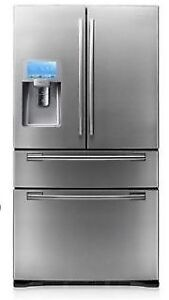 Samsung 800L WiFi French Door Fridge with Twin Cooling