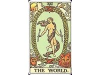 Travelling Tarot Reader - pay what you like