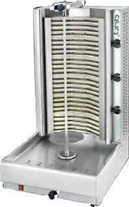 Electric Shawarma Machines - Gyro Cooker - Vertical Broiler - New