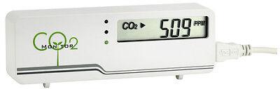 TFA 31.5006 CO2 AIRCONTROL MONITOR MINI TEMPERATUR CO2 RAUMKLIMA-ÜBERWACHUNG PPM