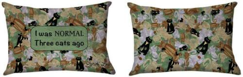 CAMO CAT RECTANGLE PILLOW