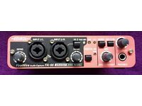 Edirol Audio Capture FA-66 Firewire interface.