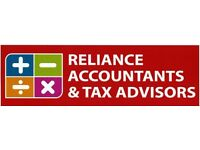 Low cost cheap Reliable Accountant, Ltd Com yrly A/c fr £20 p/m, Tax Return fr £50