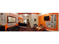 Tattoo Studio For Sale! Fully Furnished & Licenced