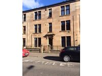 Ground floor One Bedroom Furnished Flat on Seedhill Road, Paisley (ACT 37)