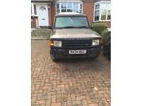 Land Rover Discovery TDI GS Auto Diesel