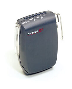 Narda A8860 RF Personal E - Field Monitor 100 kHz - 100 GHz-used