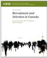 Recruitment and Selection 5th Ed. Textbook HR