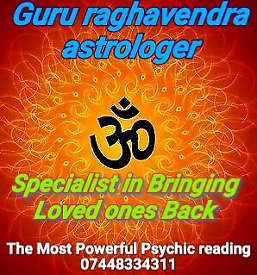 Astrologer vashikaran love spell -EXlove back ,Black magic removal