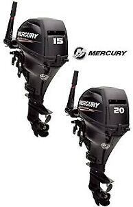 Save $$, Mercury Outboard Clearance Sale - 15HP & 20HP