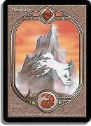 MTG Unglued Mountain