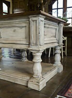 Original Kitchen Islands and Vanites.....many to choose from.