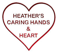 Heather's Caring Hand's And Heart