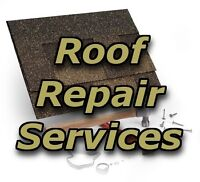 ALL TYPES OF ROOFING REPAIRS SPECIALIST