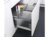 Vauth-Sagel Oeko Liner Pull Out Kitchen Waste Bin
