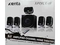 Xenta XForce 5.1 Surround Sound Speakers