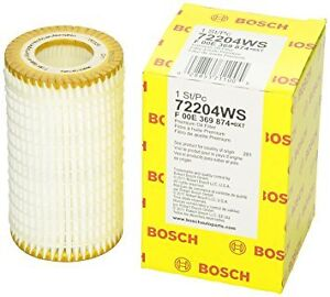 Bosch Oil Filter Made in Germany - 72204WS - Mercedes Benz