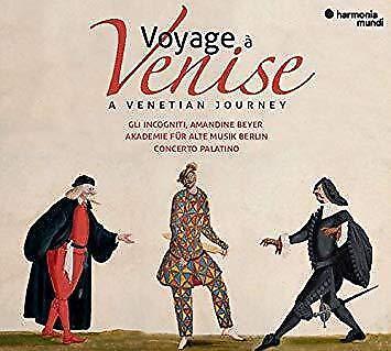 Voyage À Venise - Gli Incogniti Akademie Für Alte Musik Berlin Amandin...