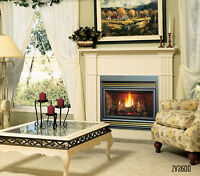 fireplaces, installs, conversions - gas line hookups Mississauga